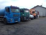 Pojazdy asenizacyjne, inspekcyjny, WUKO